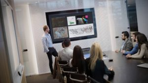 Audio visual solutions for meetings