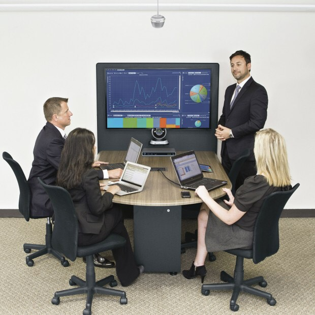 Beamforming Mic in boardroom