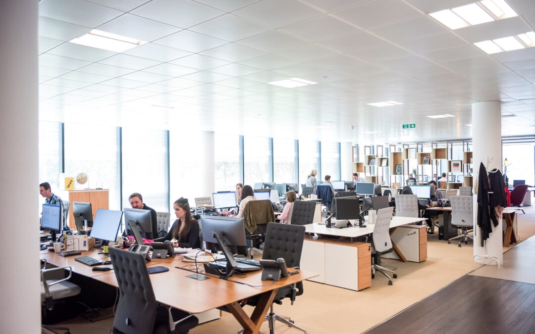 Using Sound Masking To Enhance The Workplace